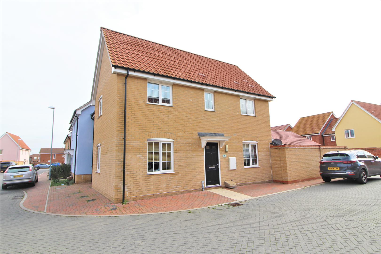 Nicholls Way, Clacton-On-Sea, , CO16 8GJ